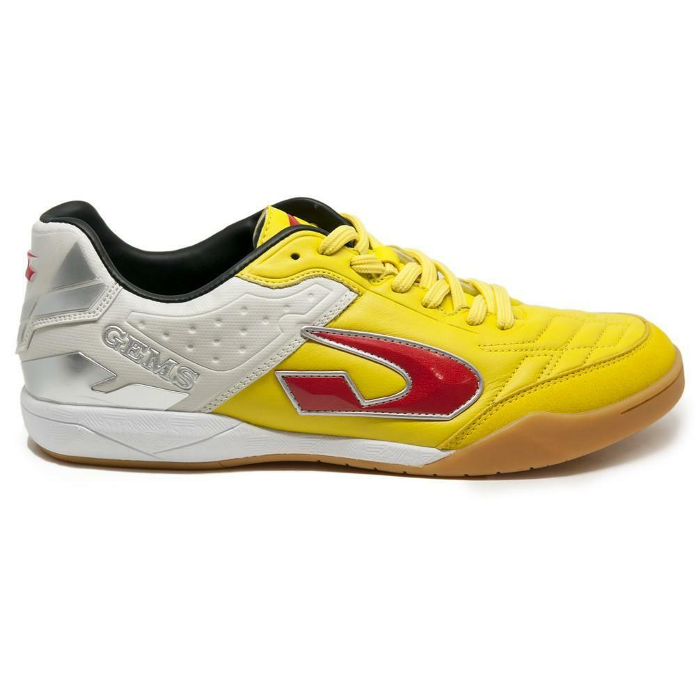 gems scarpa viper fx indoor giallo/bianco