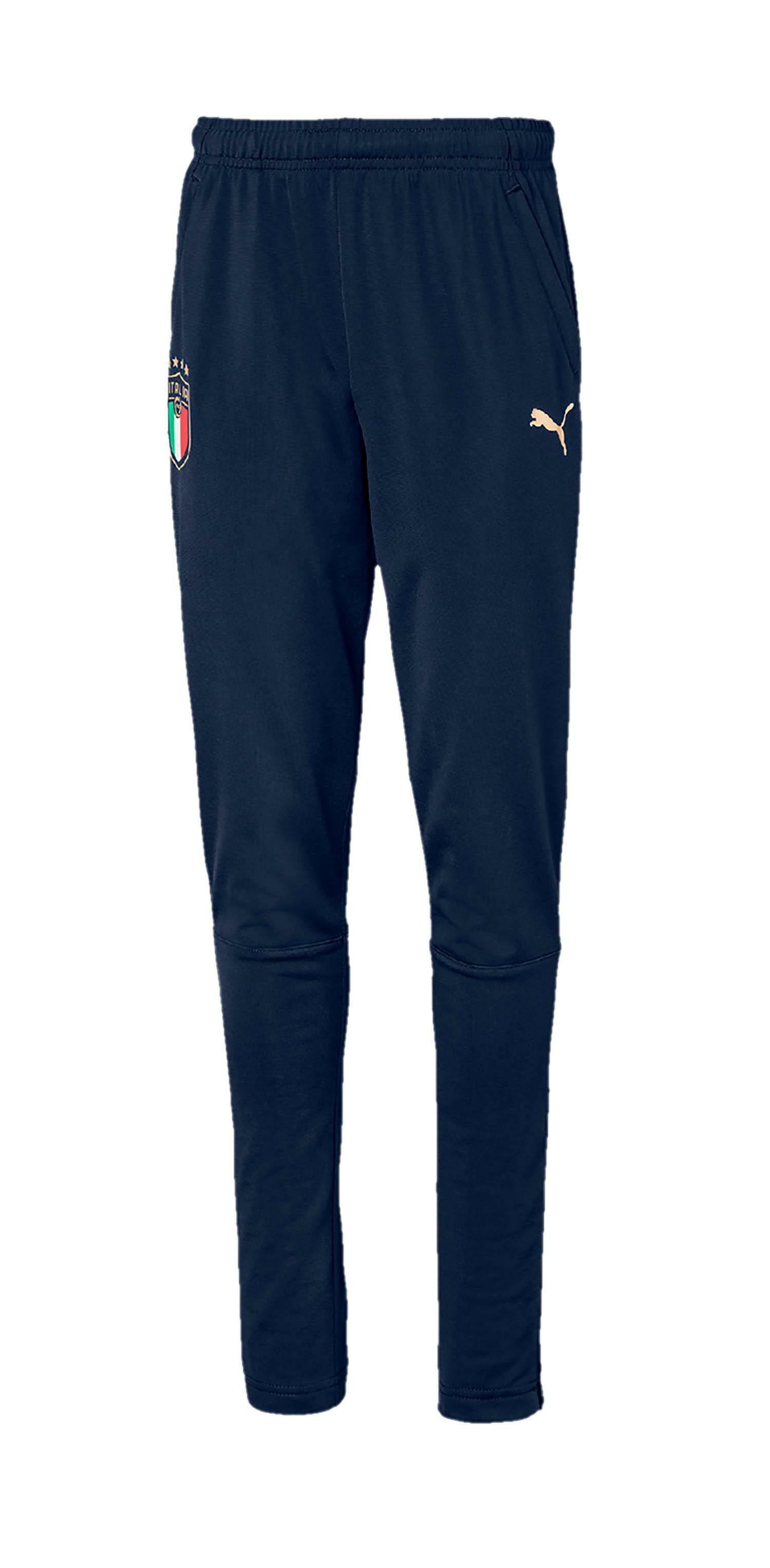 puma puma italia nazionale figc pantalone bambino