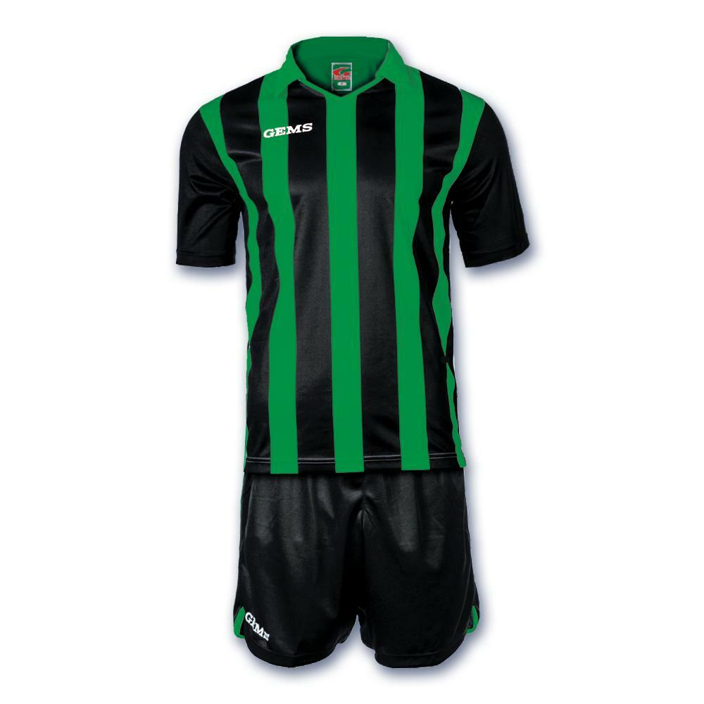 gems gems kit calcio detroit verde/nero