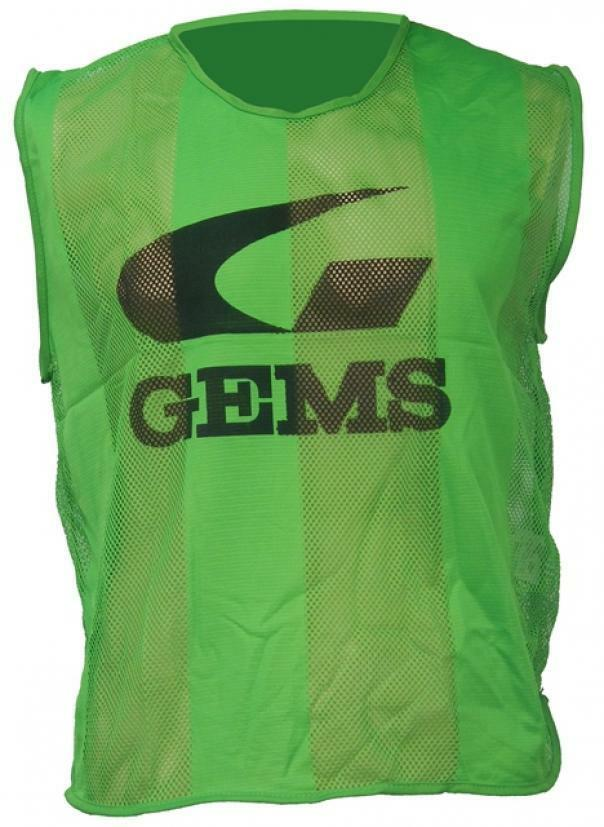gems gems casacca riga fluo verde fluo