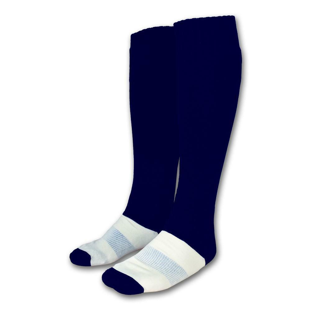 gems gems calza calcio peru blu