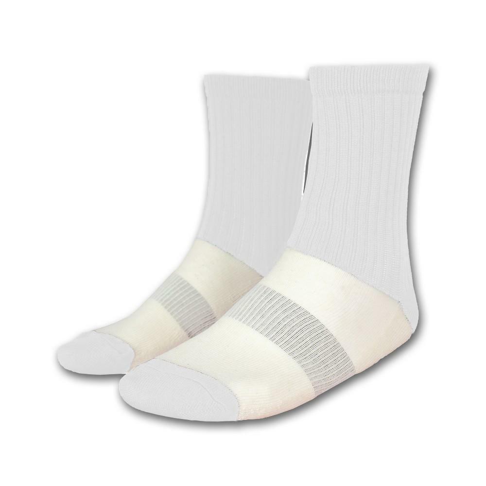 gems gems calza cile bianco