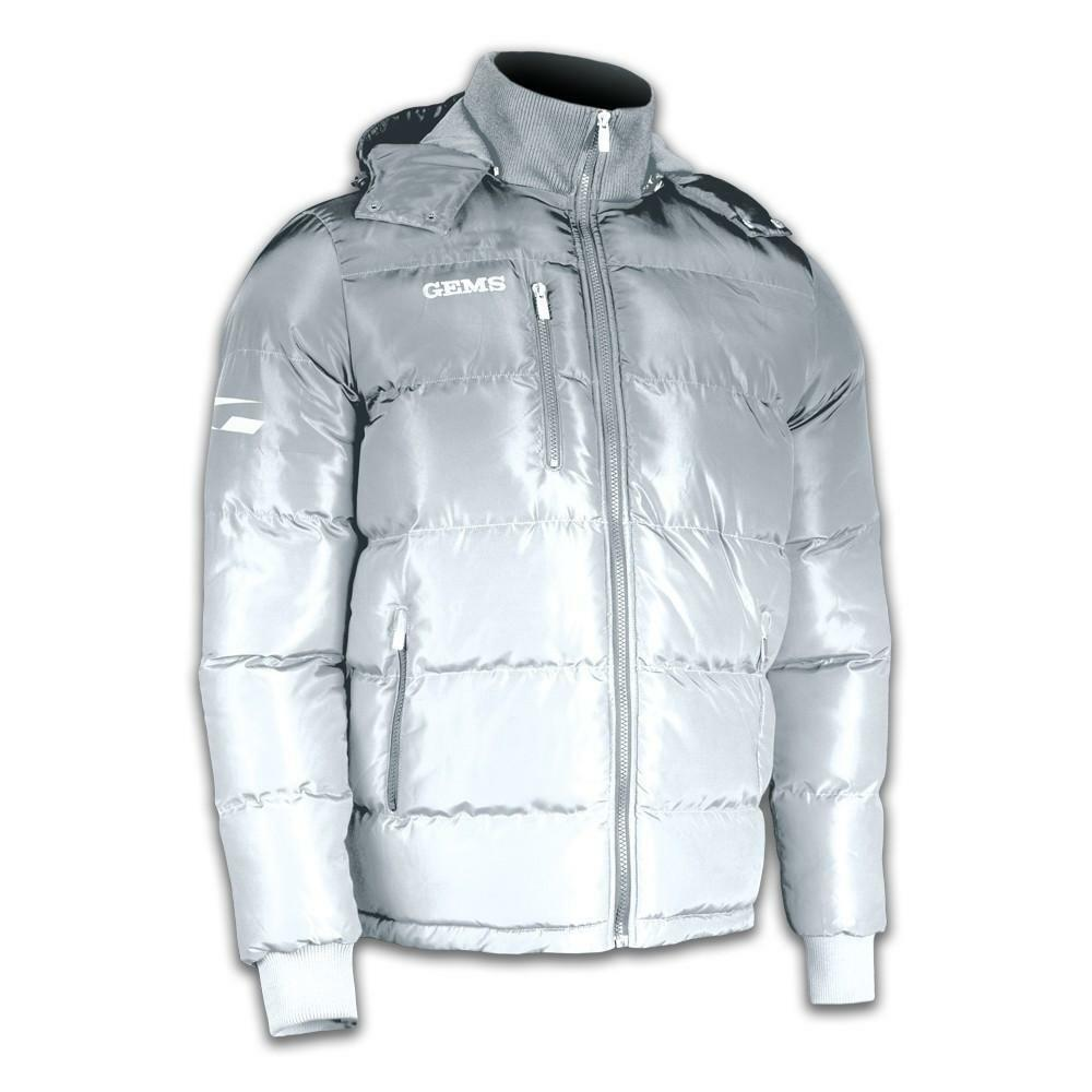 gems gems giaccone arctic bianco