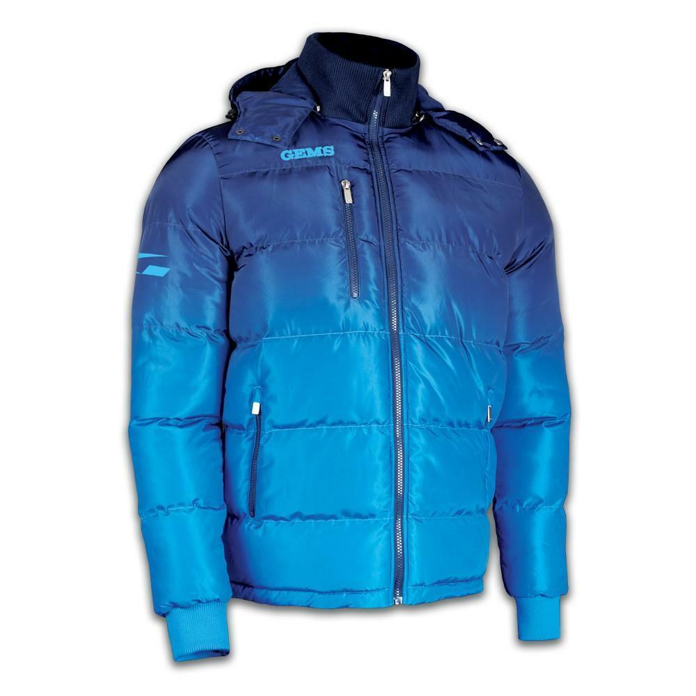 gems gems giaccone arctic azzurro