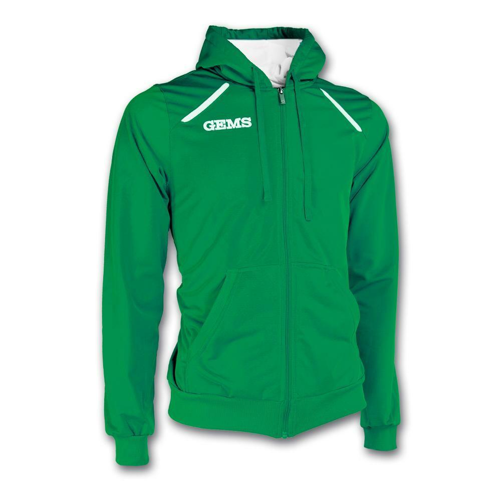 gems gems giacca tuta grecia verde