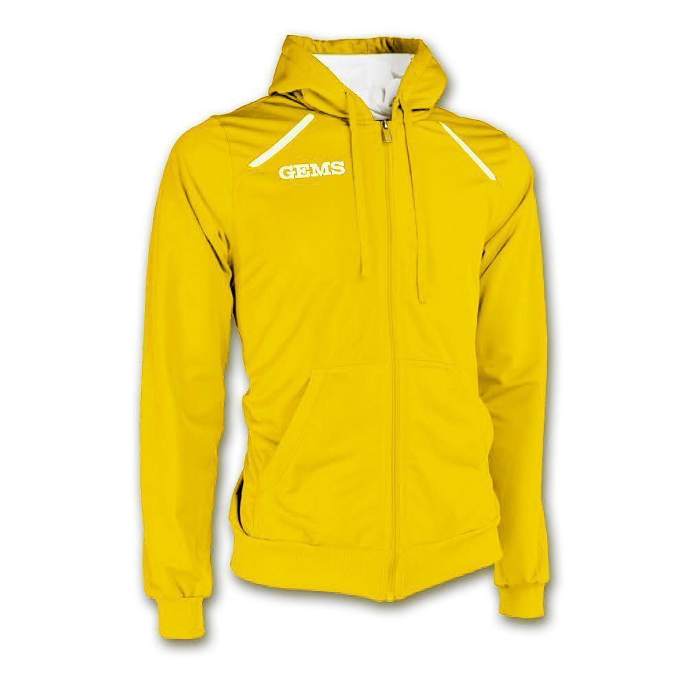 gems gems giacca tuta grecia giallo