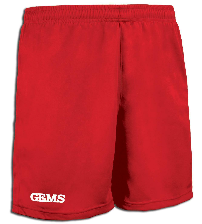 gems gems pantaloncino city rosso