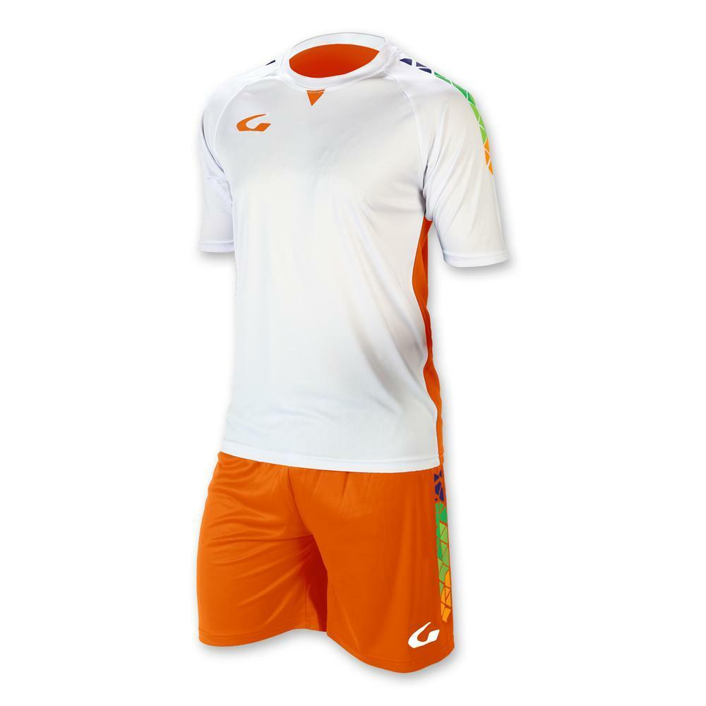 gems gems kit calcio liverpool bianco/arancio