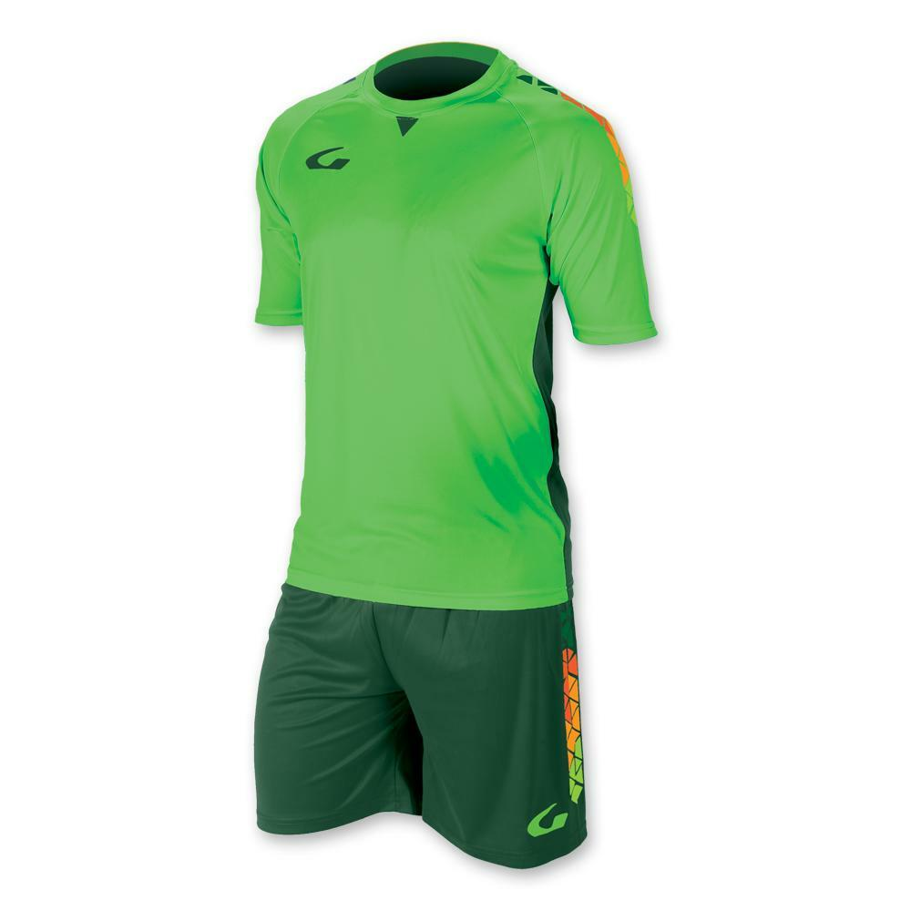 gems gems kit calcio liverpool verde fluo