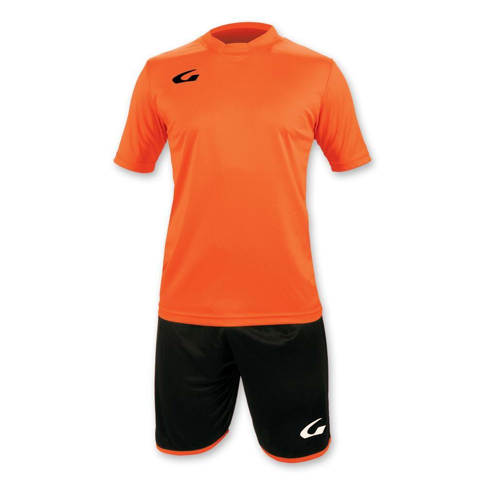 gems gems kit calcio ajax arancio fluo