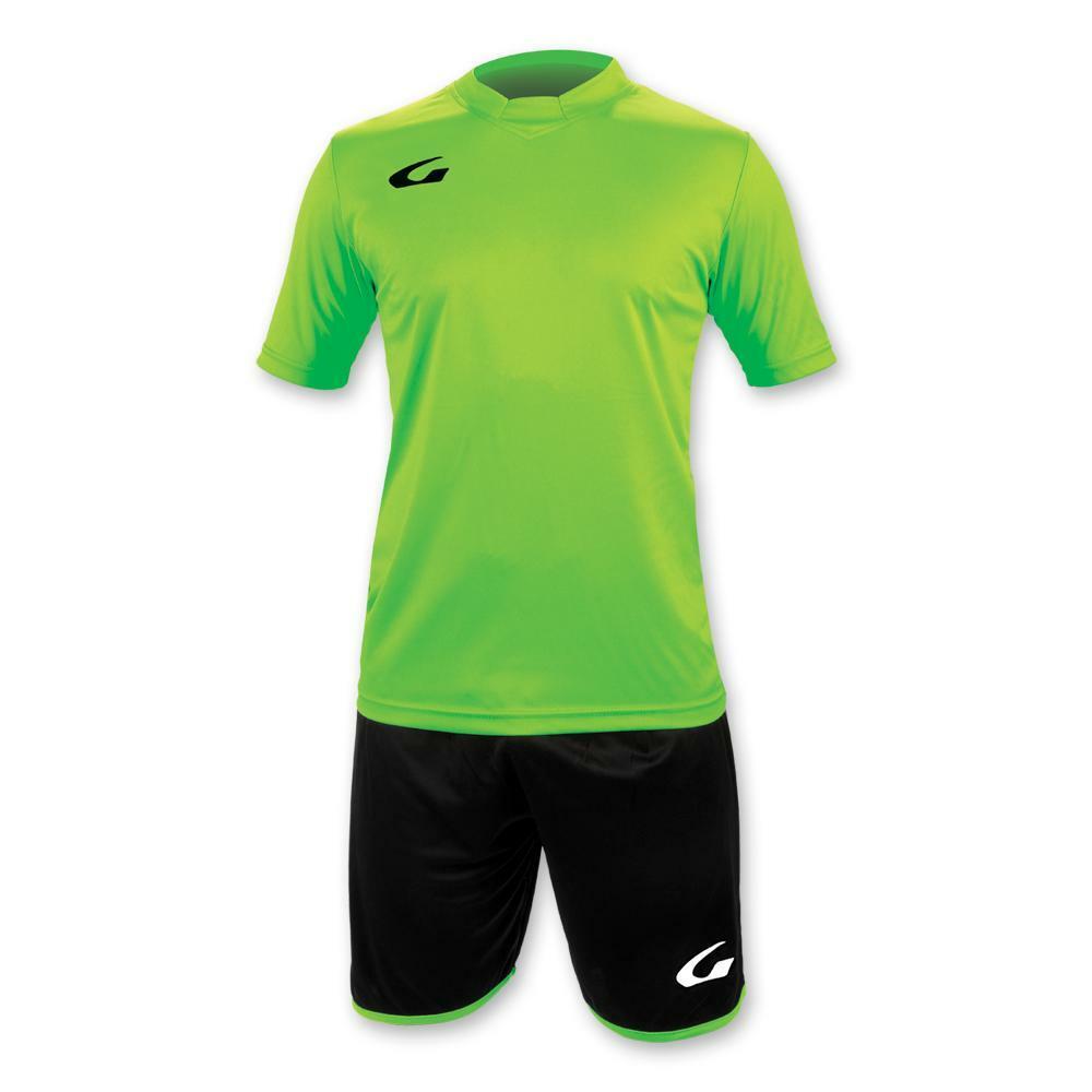 gems gems kit calcio ajax verde fluo