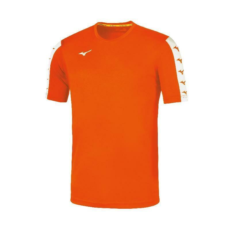 mizuno mizuno maglia bambino nara arancio