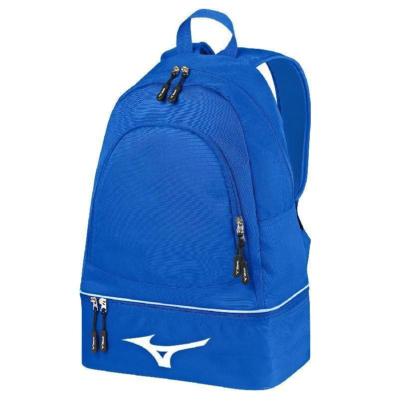 mizuno mizuno zaino back pack azzurro