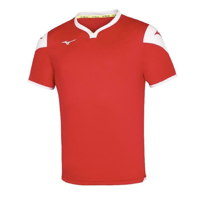 mizuno mizuno maglia calcio game rosso