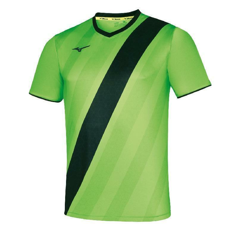 mizuno mizuno maglia calcio osaka verde fluo