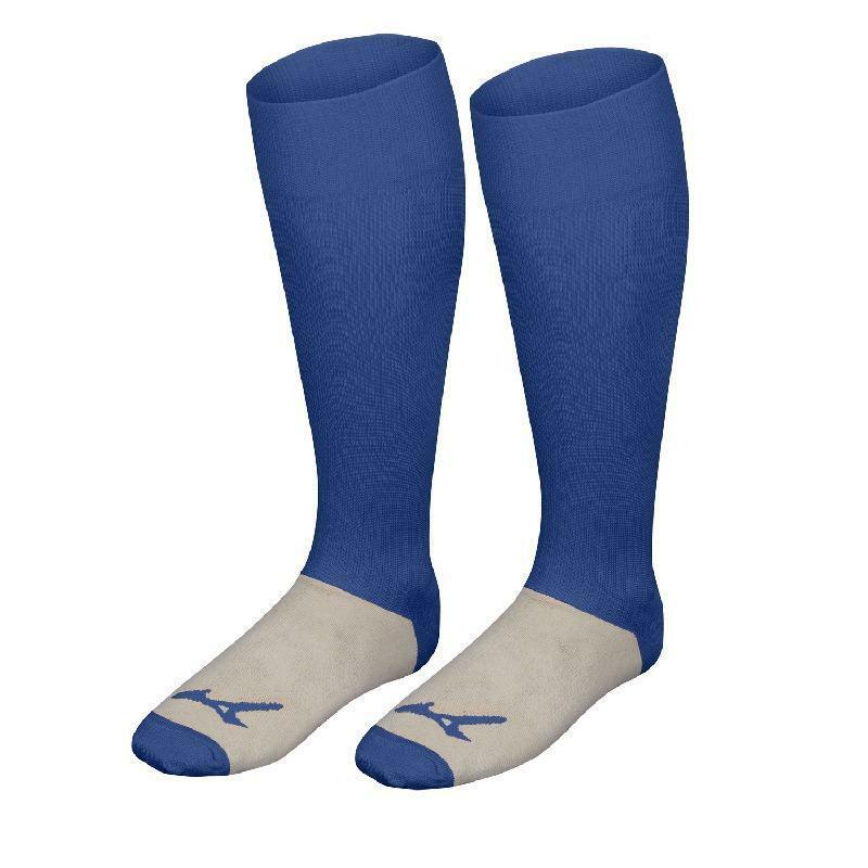 mizuno mizuno calza trad  azzurro