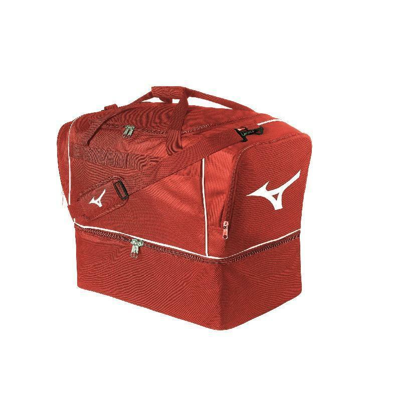 mizuno mizuno borsa calcio football large rosso