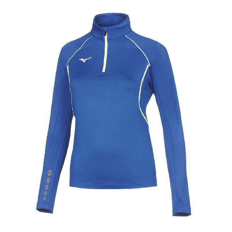mizuno mizuno maglia running donna premium jpn azzurro