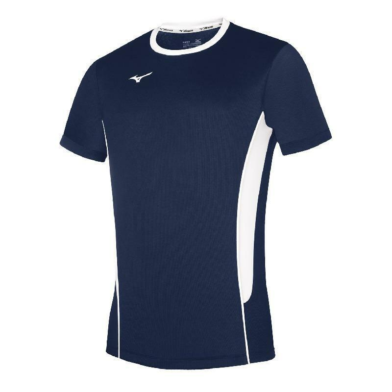 mizuno mizuno maglia volley authentic high kyu blu