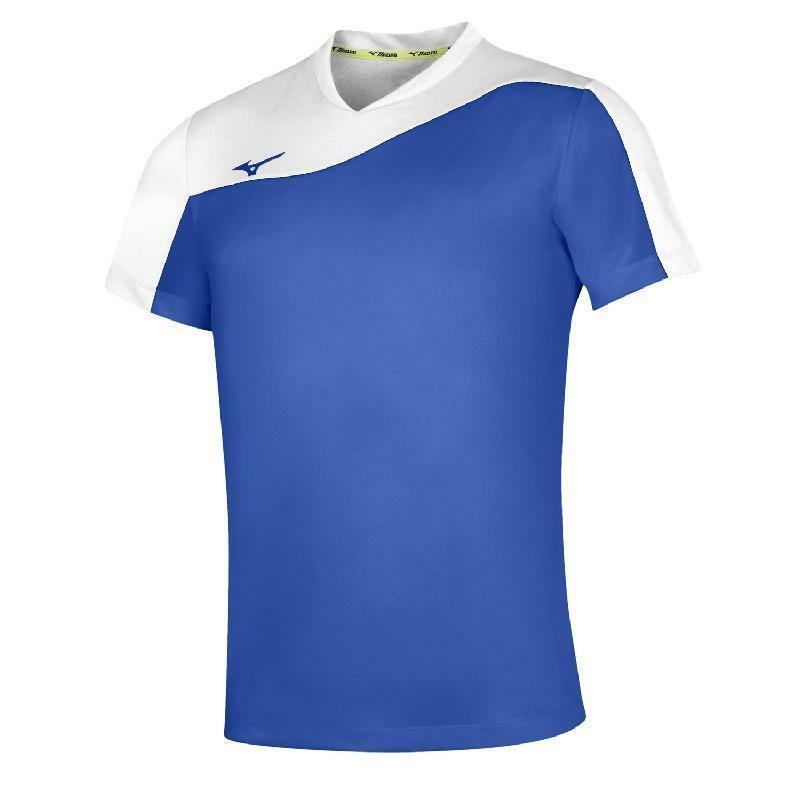 mizuno mizuno maglia volley myou azzurro