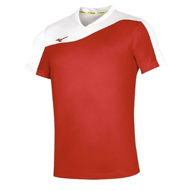 mizuno mizuno maglia volley myou rosso