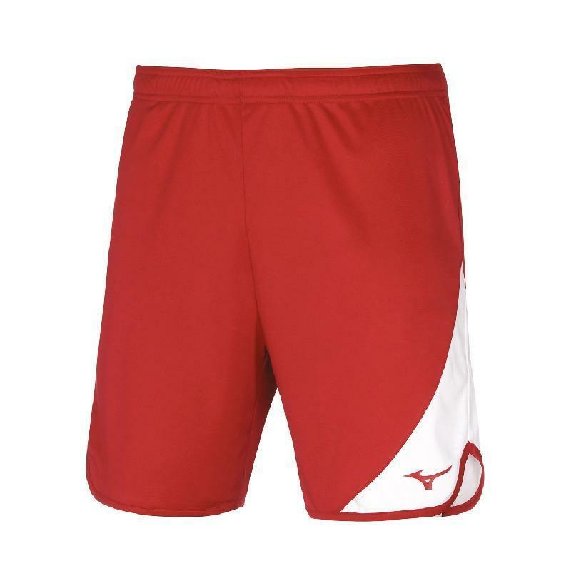 mizuno mizuno pantaloncino volley myou  rosso