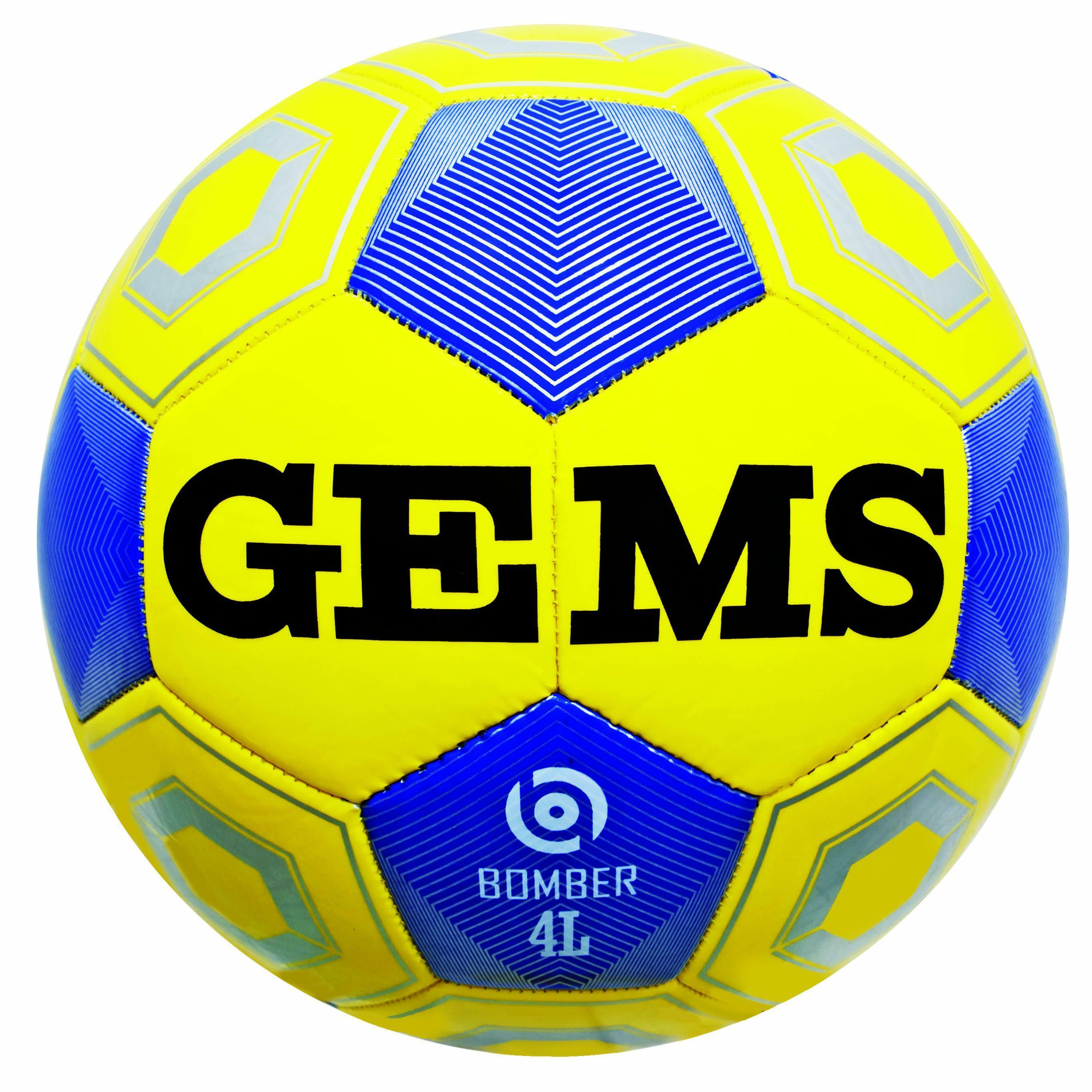 gems gems pallone bomber 4 light giallo