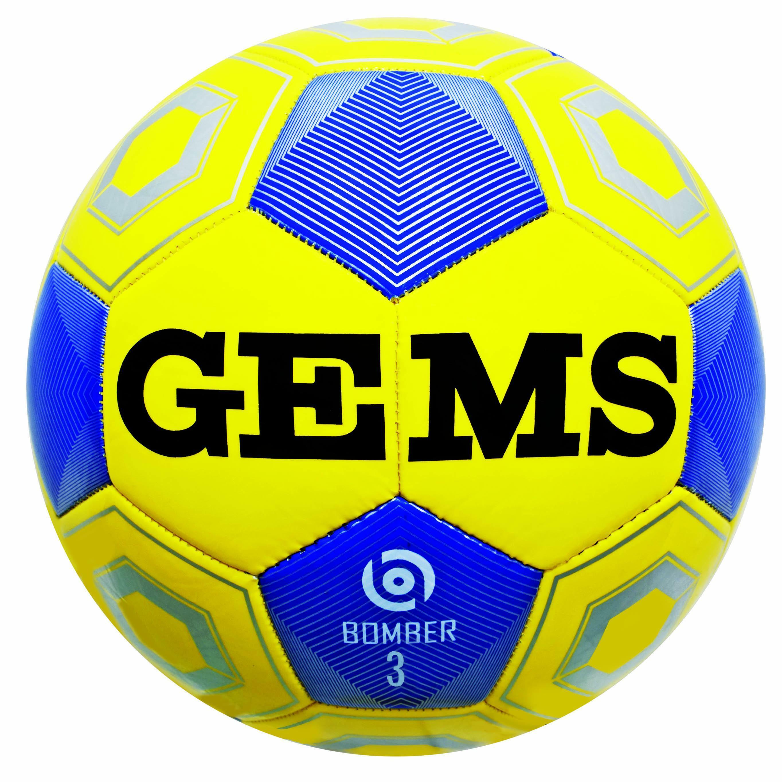 gems gems pallone bomber 3 giallo