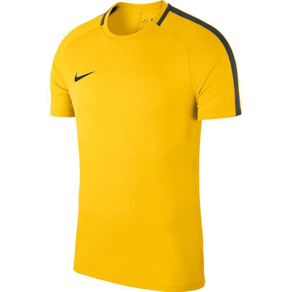 nike nike maglia academy 18 giallo