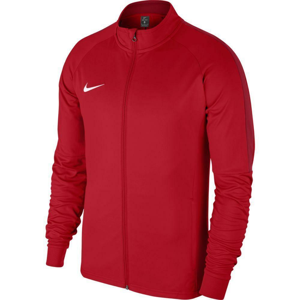 nike nike giacca tuta academy 18 rosso