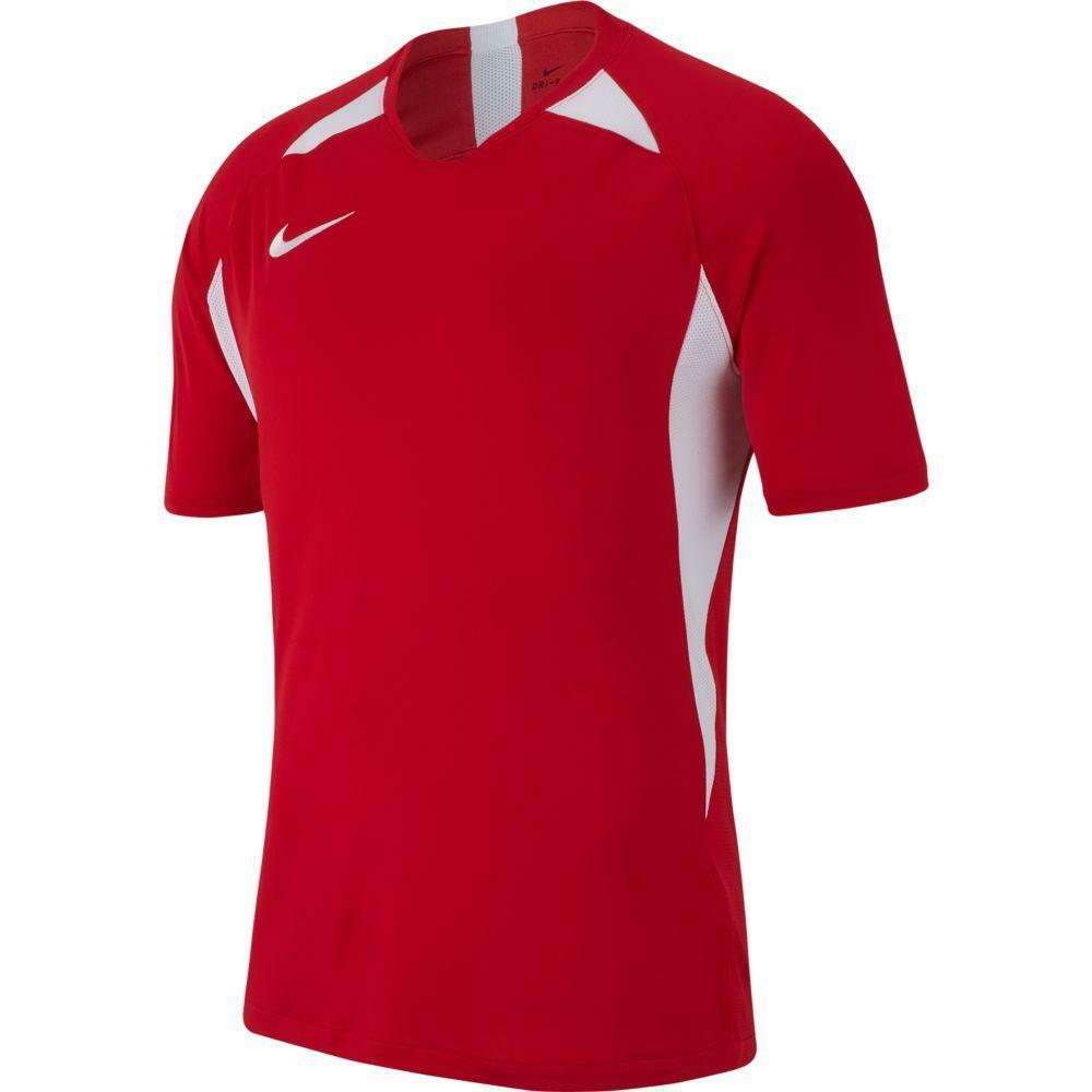 nike nike maglia legend rosso/bianco