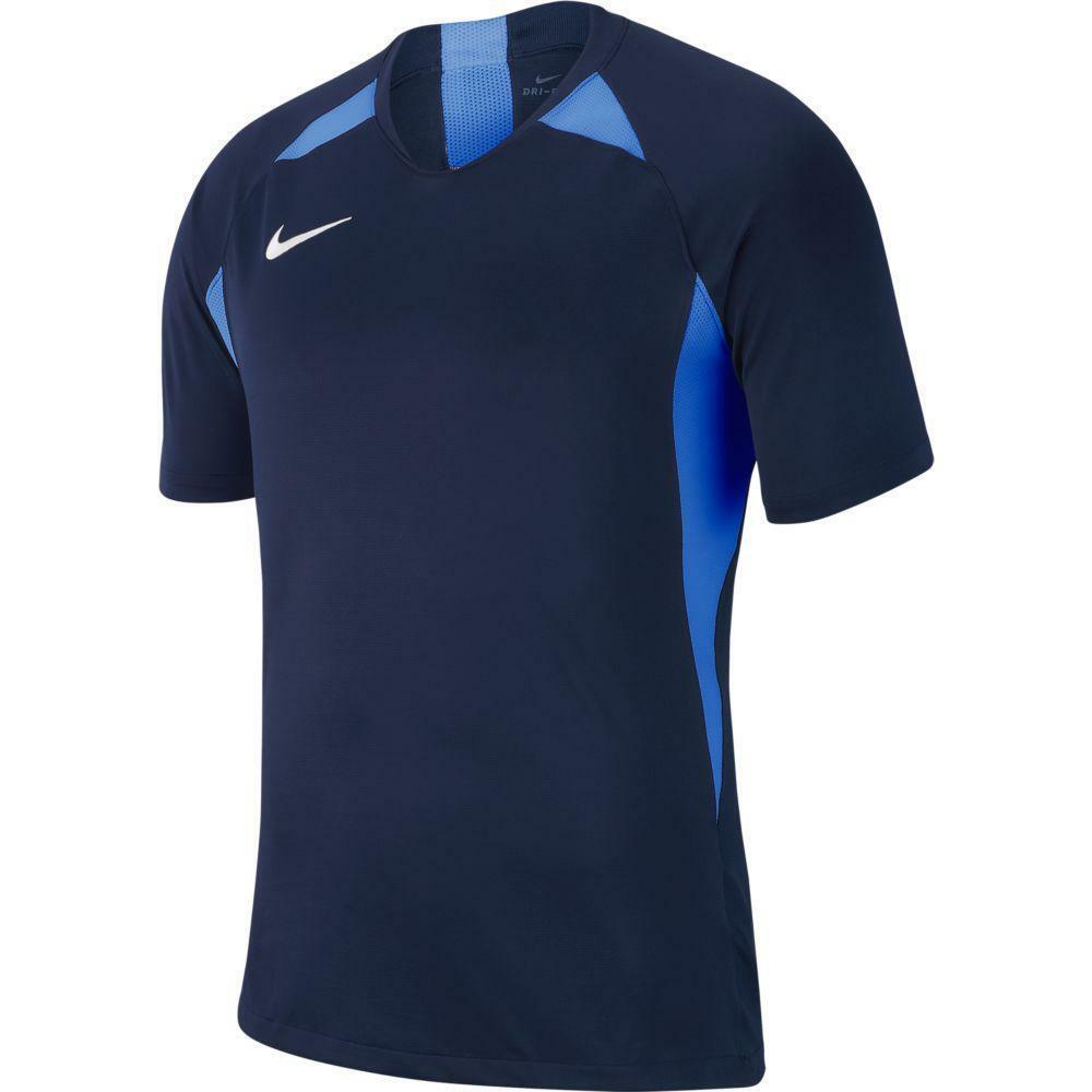 nike nike maglia bambino legend blu/azzurro