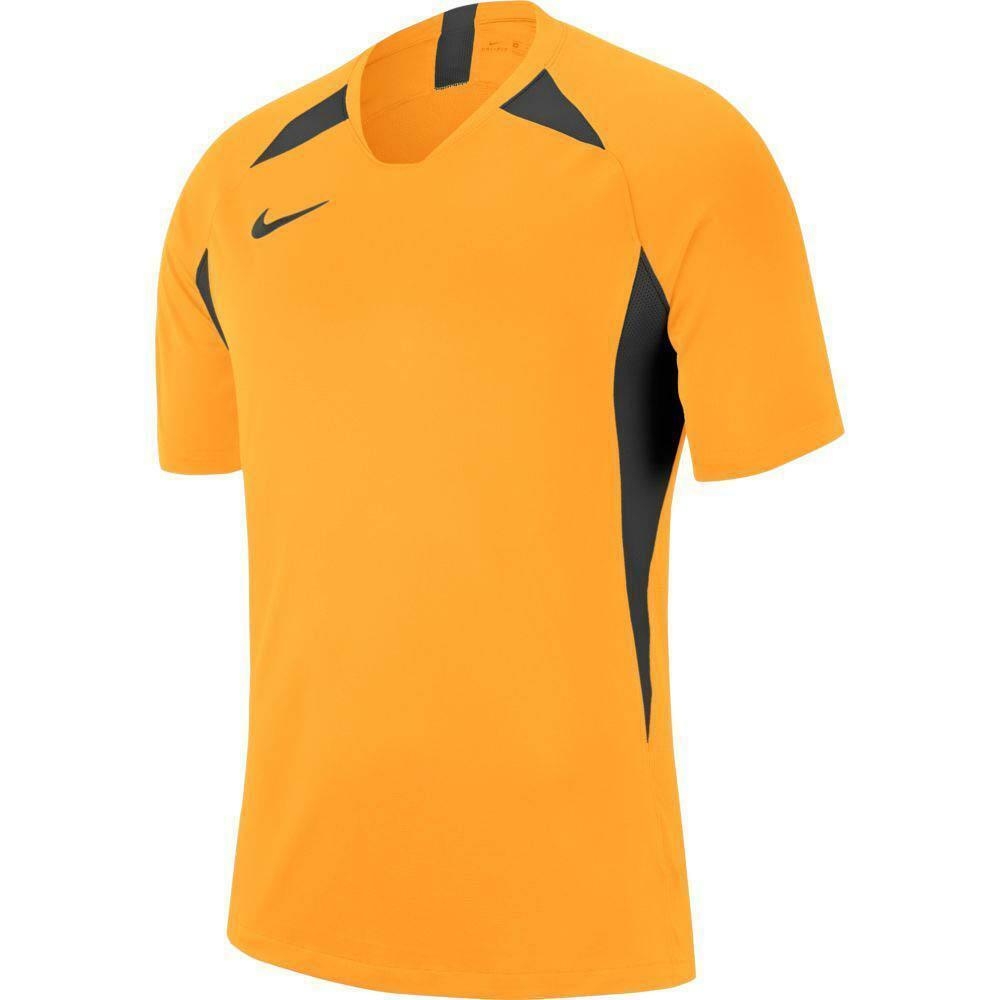 nike nike maglia bambino legend giallo/nero