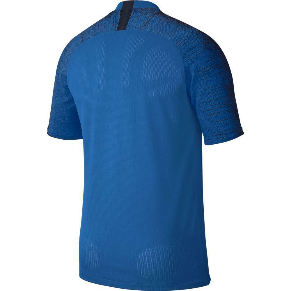 nike nike maglia strike azzurro
