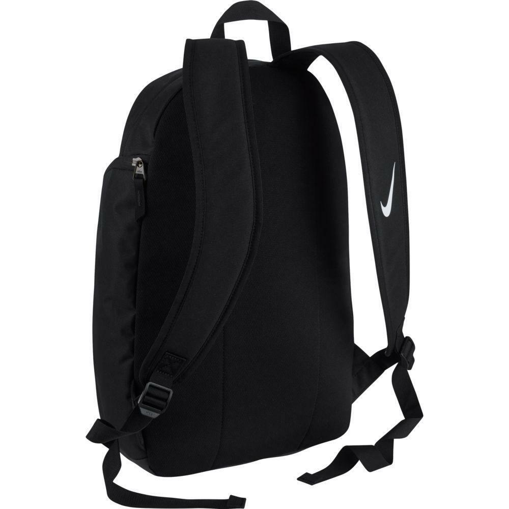 nike zaino team backpack nero