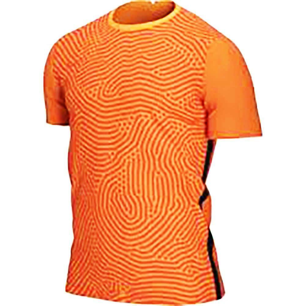 nike nike maglia portiere gardien iii arancio