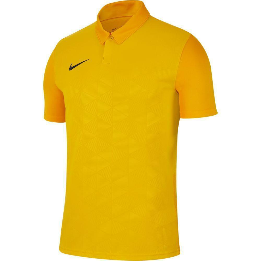 nike nike maglia trophy iv giallo/oro