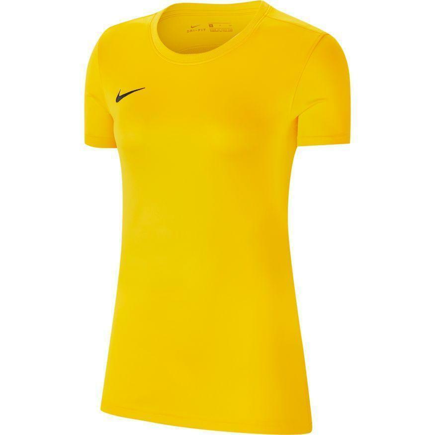 nike nike maglia donna park vii giallo