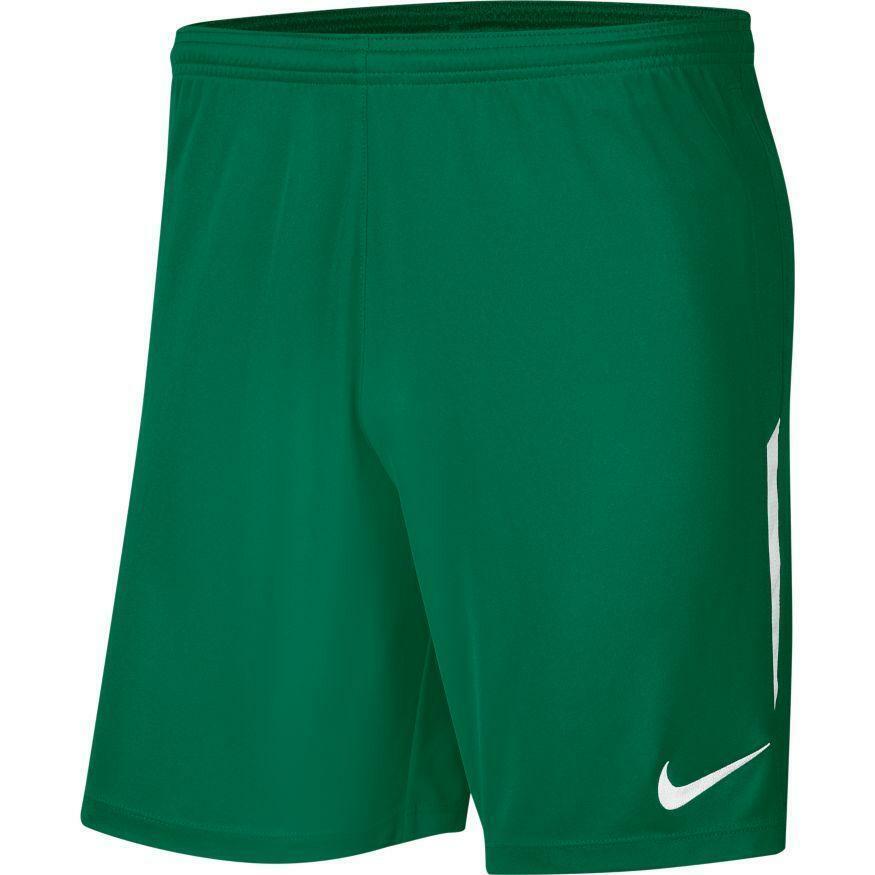 nike nike pantaloncino league knit ii verde