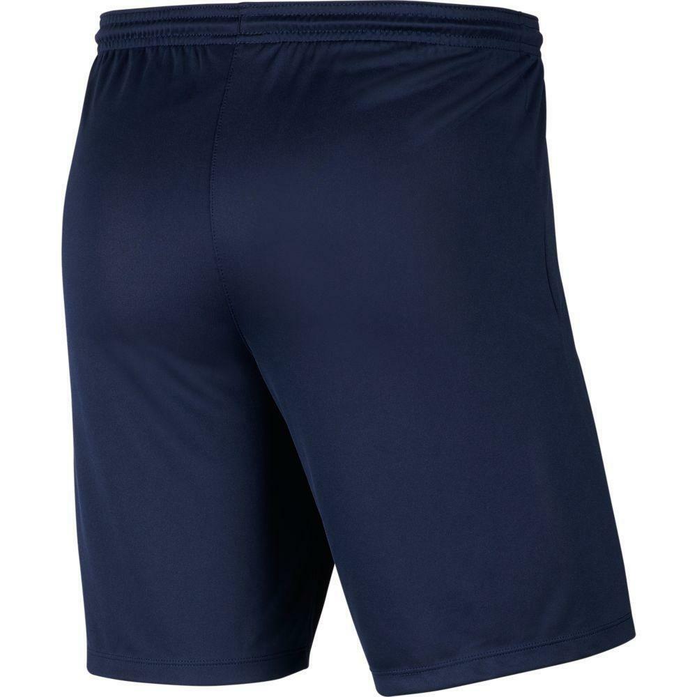 nike nike pantaloncino calcio park iii blu