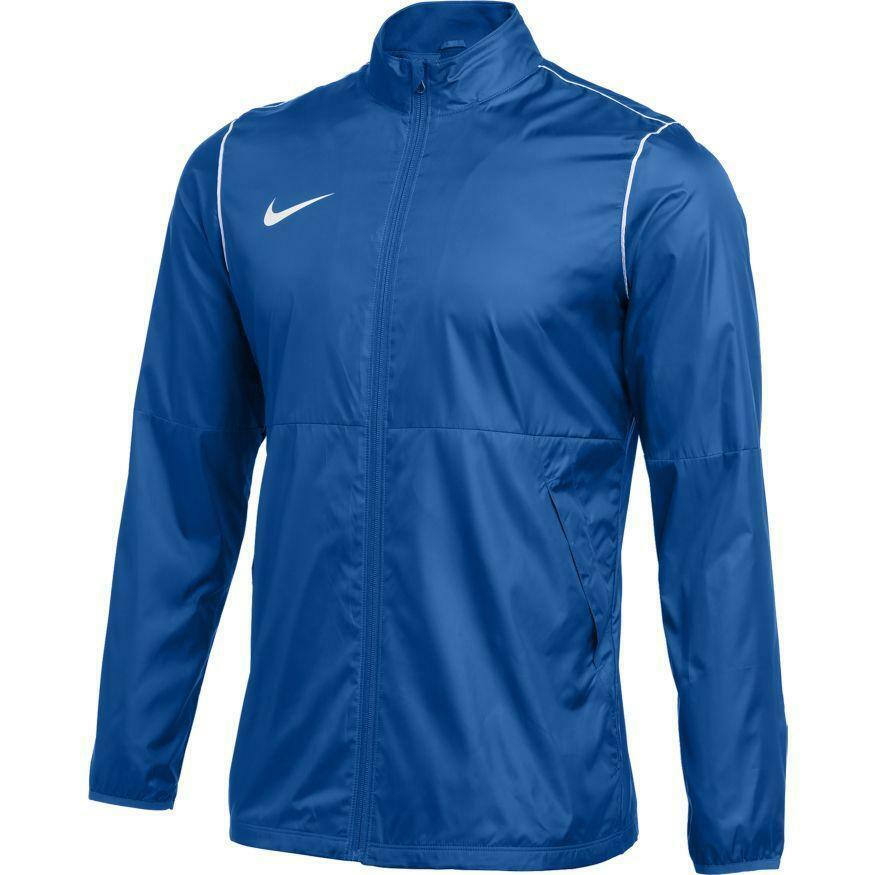 nike nike giacca k-way park 20 azzurro