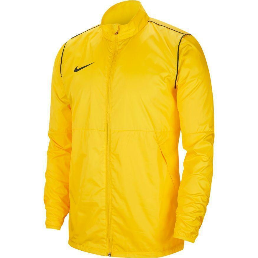 nike nike giacca k-way park 20 giallo