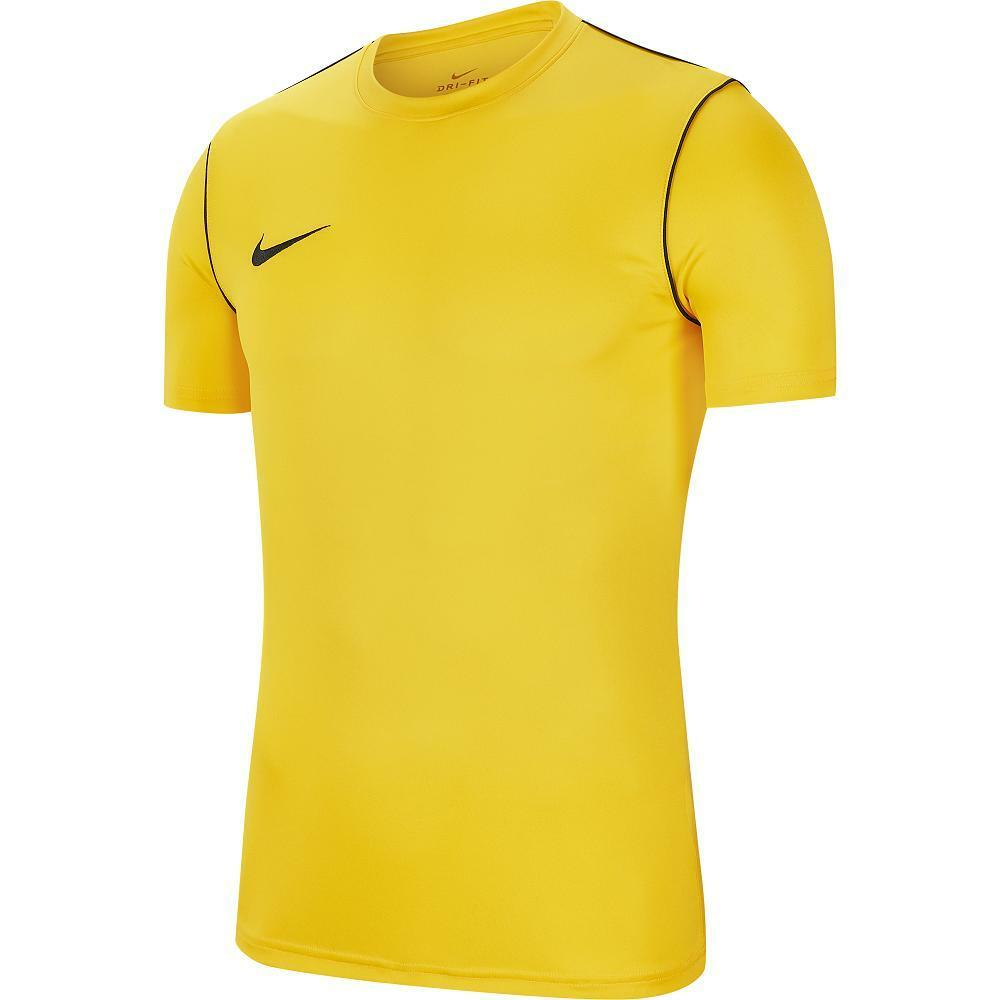 nike nike maglia park 20 giallo
