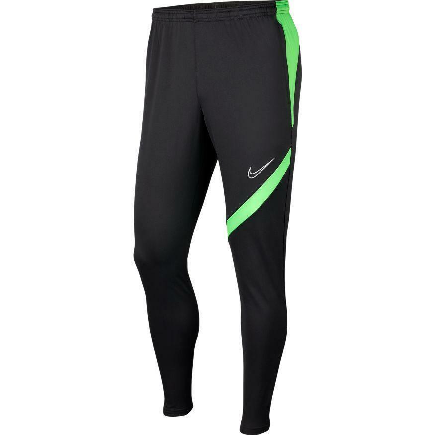 nike nike pantalone academy 20 verde fluo