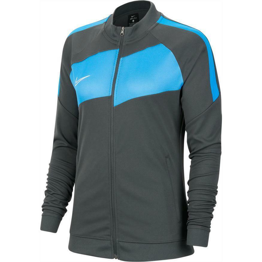 nike nike giacca donna academy 20 azzurro