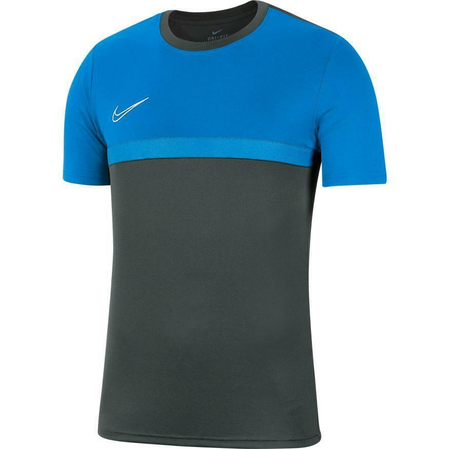nike nike maglia calcio bambino academy 20 azzurro