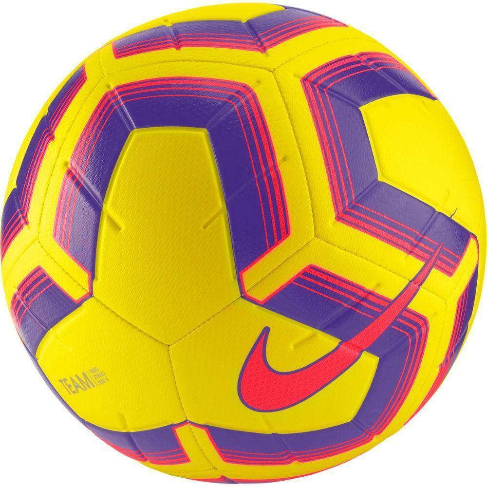 nike pallone strike giallo