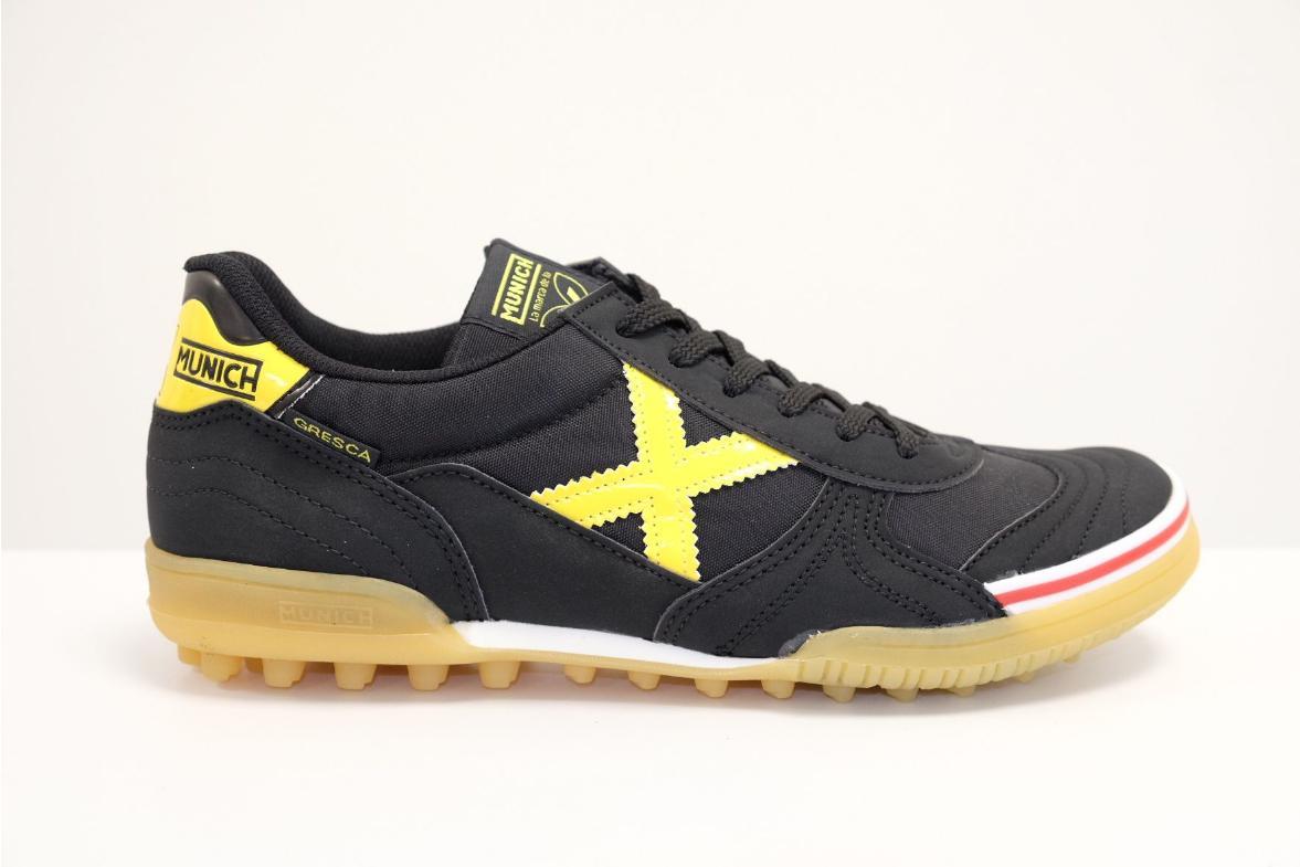 munich munich scarpa calcetto gresca genius 606