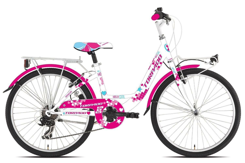 torpado torpado bici bambina kelly 6v