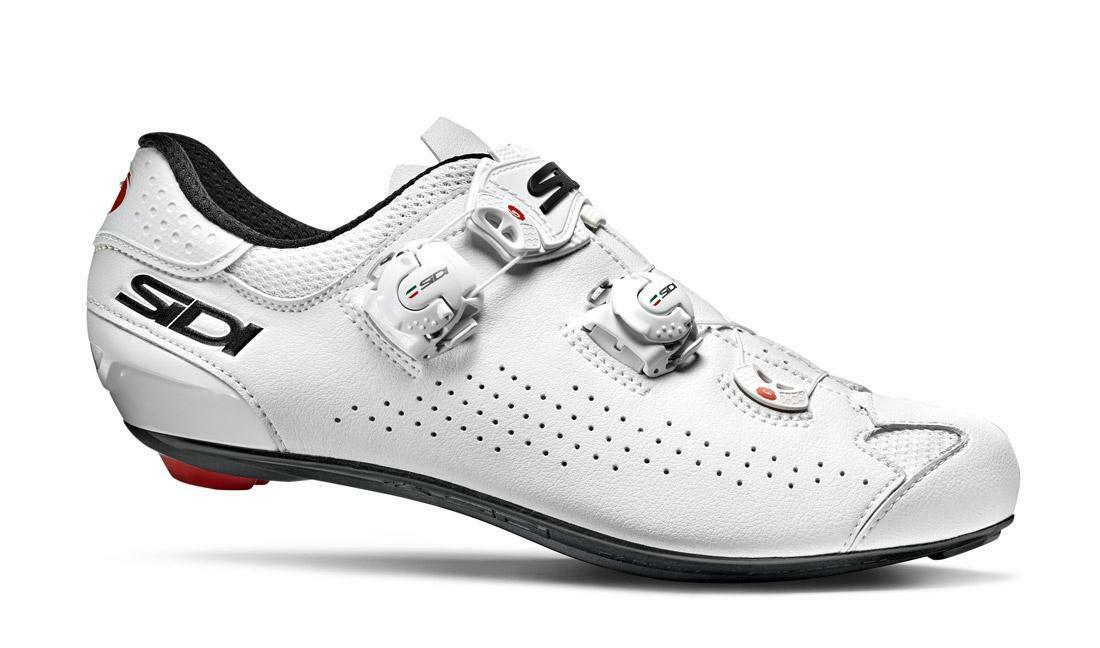 sidi sidi scarpa strada genius 10 bianco